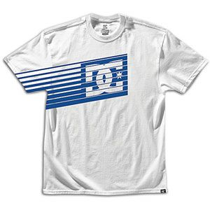 Stand out in the DC Shoes Swivelstick T Shirt. Featuring a soft hand