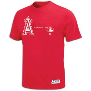 Majestic MLB Authentic Change Up T Shirt   Mens   Baseball   Fan Gear