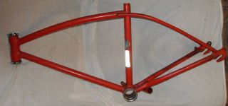 Vintage 1974 Schwinn Sting Ray Fastback Bicycle Frame