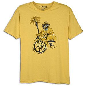 Billabong Monkey Business S/S T Shirt   Mens   Casual   Clothing