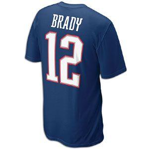 Nike NFL Player T Shirt   Mens   Football   Fan Gear   New England