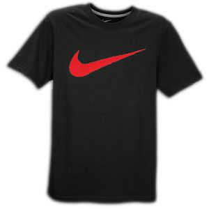 The Nike Hangtag Swoosh T Shirt looks familiar   probably because its