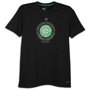Nike Core Soccer T Shirt   Mens   Soccer   Fan Gear   Celtic   Black