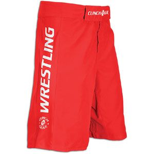 Clinch Gear Performance Wrestling Short   Mens   Wrestling   Clothing