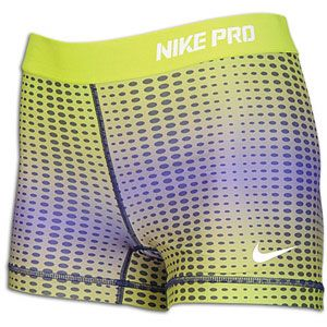 Nike Pro 2.5 Print Compression Short   Womens   Training   Clothing