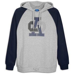 adidas Originals AO Collegiate Hoodie   Mens   Medium Grey Heather