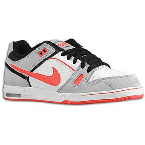 Nike Zoom Oncore 2   Mens   Skate   Shoes   Wolf Grey/White/Black
