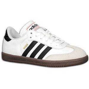 adidas Samba Classic   Boys Grade School   Soccer   Shoes   White