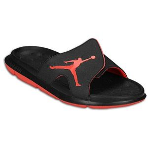 Jordan RCVR Slide Select   Mens   Casual   Shoes   Black/Crimson