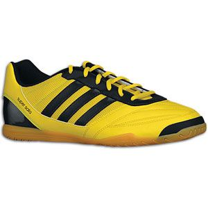 adidas Freefootball Super Sala   Mens   Vivid Yellow/Tech Onix /Green