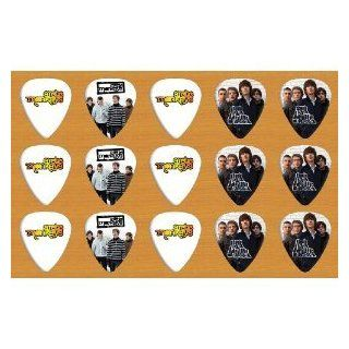 Arctic Monkeys Premium Guitar Picks x 15 Medium: Musical
