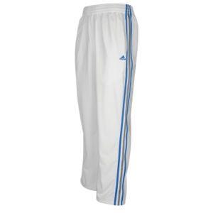 adidas 3 Stripe Pant   Mens   Basketball   Clothing   White/Prime