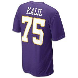 Nike NFL Player T Shirt   Mens   Football   Fan Gear   Minnesota