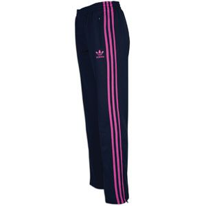 adidas Originals Firebird Track Pant   Womens   Legend Ink/Vivid Pink