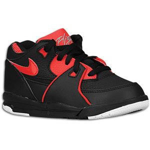 Nike Air Flight 89   Boys Toddler   Black/Cool Grey/White/University