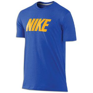 Nike DFC 2.0 T Shirt   Mens   Training   Clothing   Royal/University