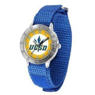 UC San Diego Tritons Youth Watch Velcro Strap Watch
