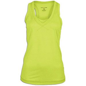 Reebok CrossFit Lightweight Tank   Womens   Clothing   Charged Green
