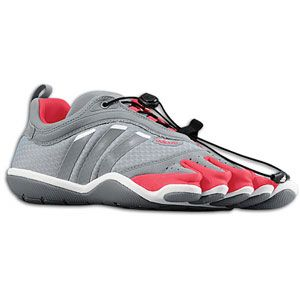 adidas adiPURE Barefoot Trainer Lace   Womens   Tech Grey/Tech Grey