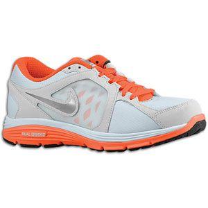 Nike Dual Fusion Run Shield   Womens   Running   Shoes   Blue Tint