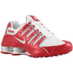 Nike Shox NZ   Womens   Running   Shoes   Sport Red/White