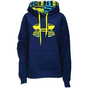 Under Armour Storm Armour Fleece Big Logo Hoodie Womens Training