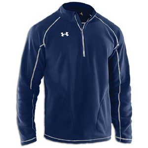 Under Armour Team Hundo 1/4 Zip Pullover   For All Sports   Clothing