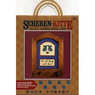 Scherenschnitte Kit Scheren Kitte Do All Things With Love