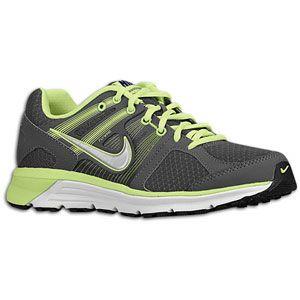 Nike Anodyne DS   Womens   Running   Shoes   Dark Grey/Pure Platinum