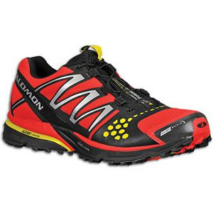 Salomon XR Crossmax Neutral CS Mens Running Shoes Bright Red