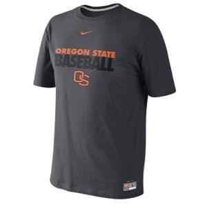 Nike Baseball Dri Fit Practice T Shirt   Mens   Volleyball   Fan Gear
