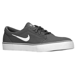 Nike Satire   Mens   Skate   Shoes   Dark Grey/Dark Grey/Dark Grey