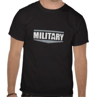 Military Channel Logo T Shirt