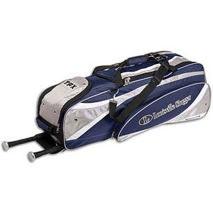 Louisville Slugger Genesis Wheeled Bag   Baseball   Sport Equipment