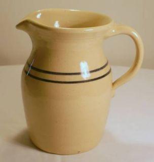 Tommy Humphries Potter Stoneware Pottery Pitcher Blue