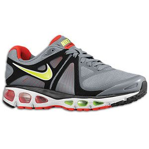 Nike Air Max Tailwind + 4   Mens   Running   Shoes   Cool Grey/Volt