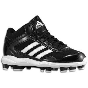 adidas Excelsior Pro TPU Mid   Mens   Baseball   Shoes   Black/White