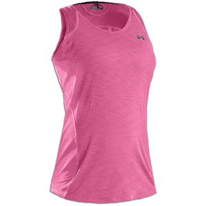 Under Armour W Escape Tank   Womens   Running   Clothing   Fluo Pink