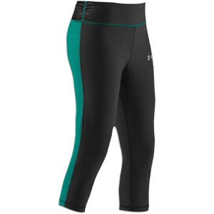Under Armour W Escape Fitted Capri   Womens   Running   Clothing