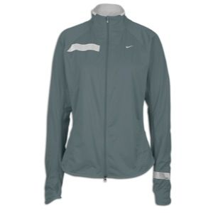 Nike Element Shield Running Jacket   Womens   Hasta/Reflective Silver