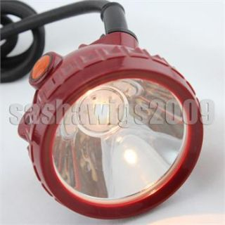 LED Miner Light Headlight Mining Lamp F Hunting Camping Fishing