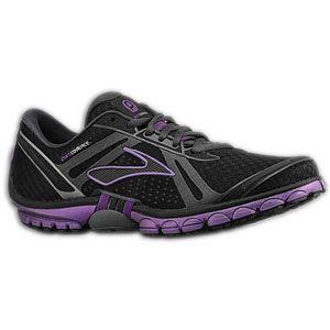 Brooks PureCadence   Womens   Running   Shoes   Black/Anthracite