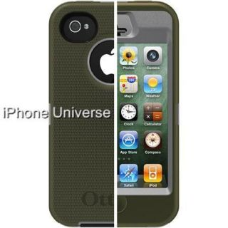 Otterbox Defender Case for Apple iPhone 4 4S Envy US Seller