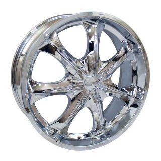 Chrome) Wheels/Rims 5x139.7/127 (F43 28586C)    Automotive