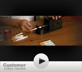 E Onsale EasyRoll(r) Electric Cigarette Rolling Machine