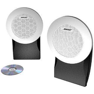 Bose 131 Flush Mounted Marine Speakers (Arctic White)   1