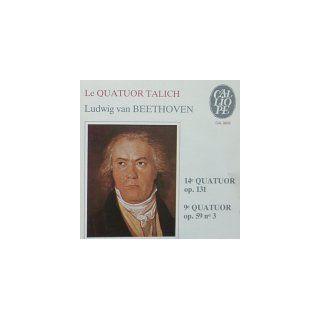 Beethoven String Quartet #14, Op. 131; String Quartet #9