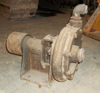 Antique Water Pump for Hit and Miss Engine