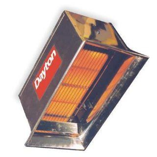 DAYTON 3E132 Commercial Infrared Heater, NG, 30, 000