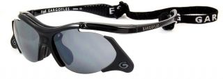 Brand New in Box Gargoyles Flip 8 Rover Black Smoke Sunglasses